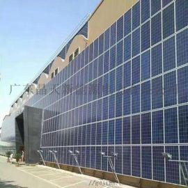 广东晶天太阳能电池组件光伏幕墙太阳能发电玻璃