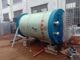 设计图地上式箱泵一体化BDF消防泵站做法