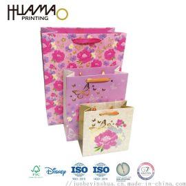 深圳君和 定制 纸质手提购物袋 纸袋印刷 免费设计