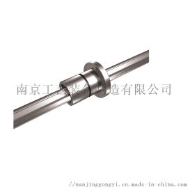 GJZA15重型滚珠花键副 电机花键 轴花键