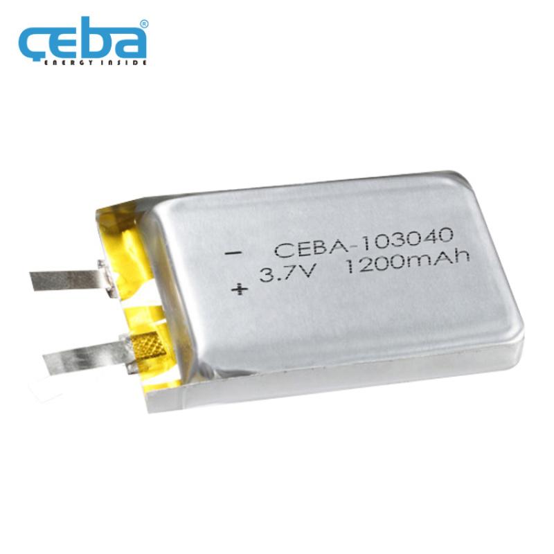 LP103040空气净化器聚合物电池1200mAh