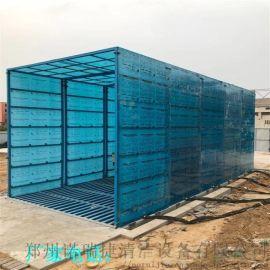 抚州搅拌站6米全自动洗车房NRJ-6.0供货厂家