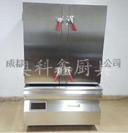 四川厨房设备厂双门蒸饭柜