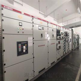 串抗的低压无功补偿柜    低压电容补偿装置