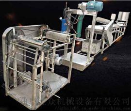 豆腐皮折叠机 全自动豆腐生产线 利之健lj 豆腐皮