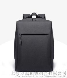 工厂定制双肩电脑背包双肩包来图打样可添加logo