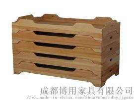 四川幼儿园重叠床厂家 四川儿童重叠床定制