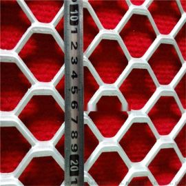 鱼鳞孔钢板网 异形钢板网 装饰钢板网 重型钢板网