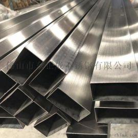 湖南201不锈钢矩型管厂家,不锈钢矩形管切割加工