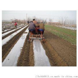 生产优质土豆播种覆膜机 土豆种植机 喷药覆膜