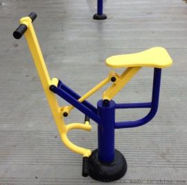 江西戶外健身器材 单人健骑机 厂家直销