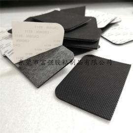 硅橡胶垫 格纹橡胶脚垫 自粘橡胶垫片 橡胶减震垫