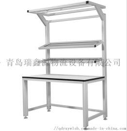 铝型材防静电工作台,车间工作桌,流水线操作台