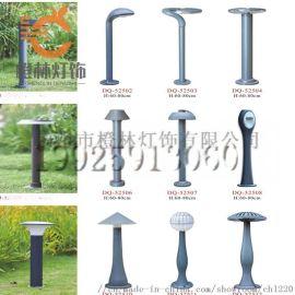铝制草坪灯园林工程批发日式地灯亚克力透光灯罩庭院灯
