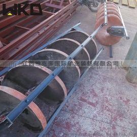 安徽生产选煤溜槽 螺旋溜槽工作原理 重力选矿溜槽