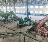 鸭粪加工生产有机肥设备,秸秆菌渣有机肥生产线工艺
