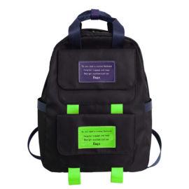 双肩包定制可定制logo上海方振广告背包按要求定制