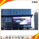 深圳科技Led顯示屏室外PH8全綵廣告電子螢幕
