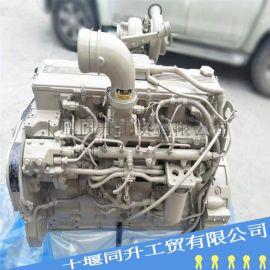 6D107康明斯QSL9工程机械柴油发动机总成