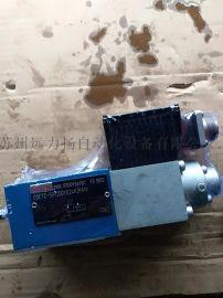 外置放大器比例阀4WRKE32E600L-3X/6EG24K31/C1D3M