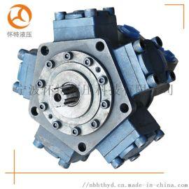 厂家直销低速大扭矩液压马达 HTM1系列五星马达