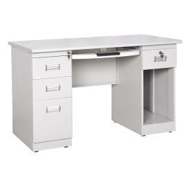 現代簡約寫字臺帶抽屜辦公桌 SKZ107辦公桌