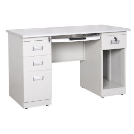 SKZ107 现代简约写字台带抽屉办公桌 办公桌