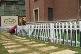 园林防护栏,变压器护栏,PVC护栏,户外停车场围栏