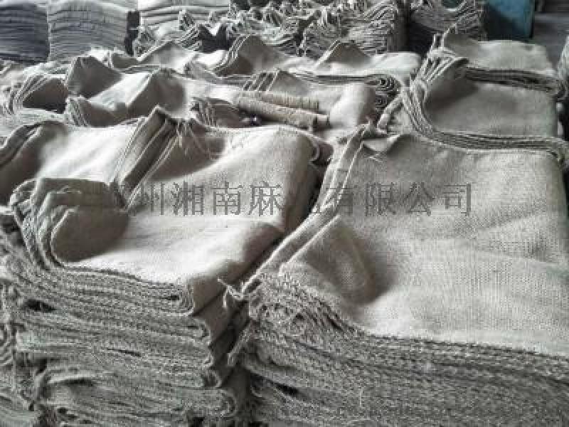 麻袋黄麻布袋包装袋厂家定制