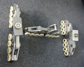 供应铝合金轨道吊车,支持定制尺寸