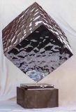 201不锈钢折板彩色装饰