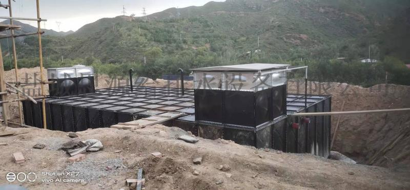 SW地埋式消防一体化水箱 地埋式消防水箱厂家