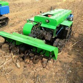 多功能履带旋耕机 苹果园桃园开沟施肥机 柴油