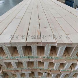 出口非洲用木工字梁 H20工字梁 H16工字梁