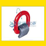 TAPSK型JDT焊接式吊點,鏈環270°擺動範圍