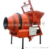 中泰重工厂家撅斗摩擦轮混凝土搅拌机JZC350c
