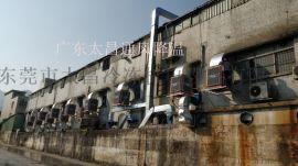 东莞环保空调降温,车间通风降温设备