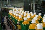 果粒橙生产线/果汁生产线-科信全自动果汁饮料加工设备