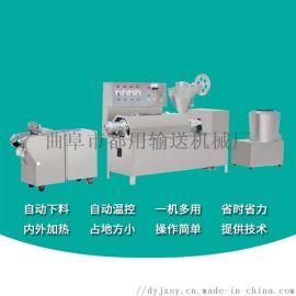 豆腐机生产线 豆制品加工设备 利之健食品 数控豆腐