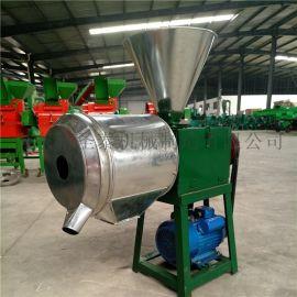山东家用小型磨面机 全自动磨面粉机生产厂家