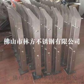 304不锈钢扶手 不锈钢立柱 不锈钢栏杆 装饰酒店楼梯阳台专用