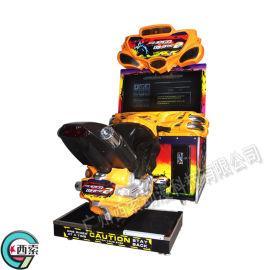 摩托赛车游戏机厂家 赛车模拟机定制 摩托车游戏机