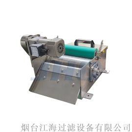 磨床用磁分器胶辊式磁性分离设备