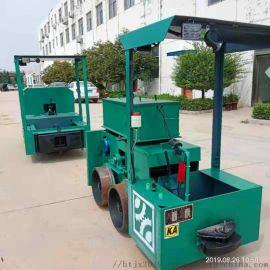 2吨电动牵引机车 定制型牵引机车