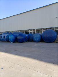 城市排污地埋式化工储罐玻璃钢化工储罐供应