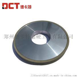 磨金刚石复合片400外径陶瓷金刚石砂轮平形砂轮
