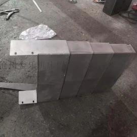 厂家直销沈阳850机床钢板防护罩 不锈钢防护罩