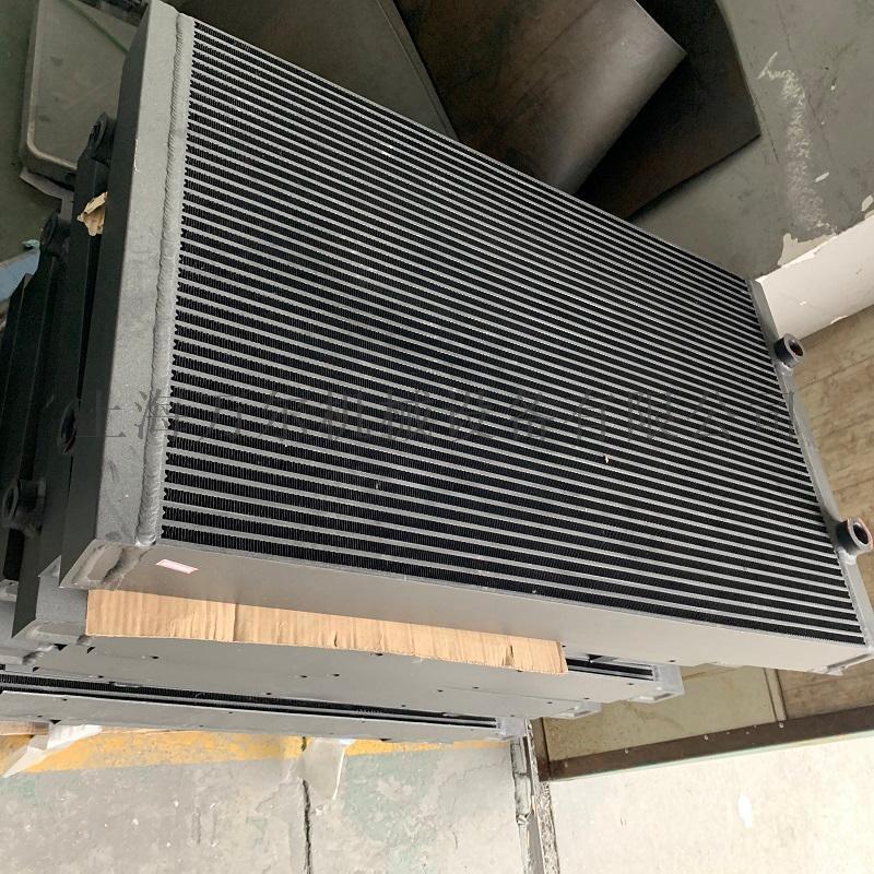 寿力螺杆机配件散热器冷却器88290004-347