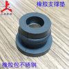 深圳上辰硅胶厂加工订制硅胶包不锈钢橡胶包钢套不脱胶
