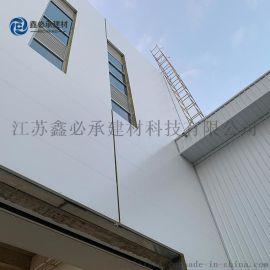 供应墙体保温隔热聚氨酯岩棉板 夹芯板